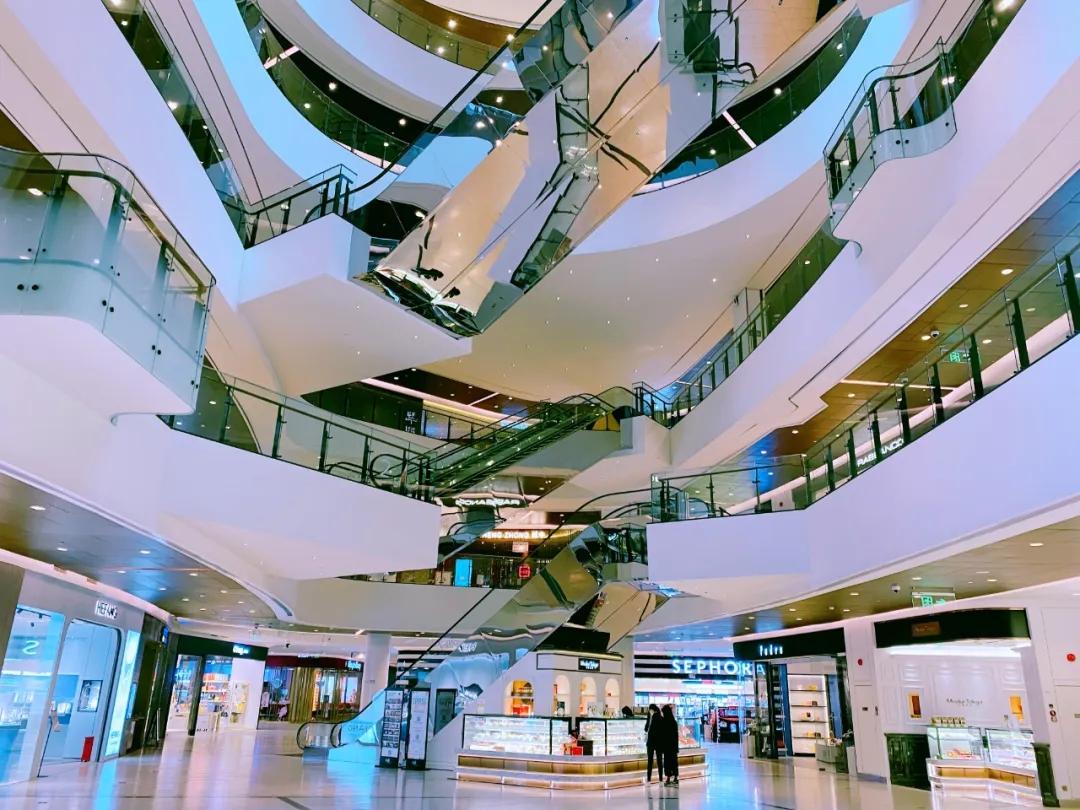 超100张图看杭州商场复工后客流情况